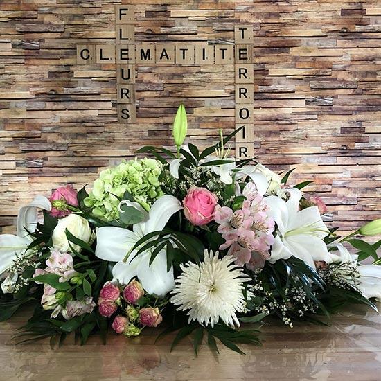 Compositions florales à Templemars